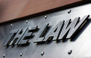 The Law Sign
